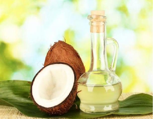 THE CRUDE COCONUT OIL